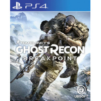 Ubisoft PS4 火線獵殺:絕境 Ghost Recon: Breakpoint 中英文版