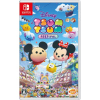 Bandai Namco NS Disney Tsum Tsum 嘉年華