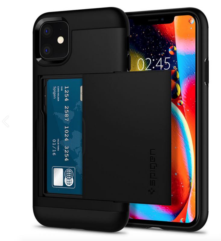 Spigen iPhone 11 case Slim Armor CS 保護殼