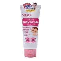 Wakodo 和光堂 嬰兒溫和低刺激牛奶寶寶潤膚霜 60g