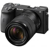 Sony A6600 變焦鏡套裝 (機身連18-135 mm 變焦鏡頭) ILCE-6600M/BAP2