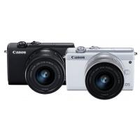 Canon EOS M200 連EF-M 15-45mm 及22mm 雙鏡頭套裝