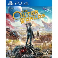 Obsidian PS4 The Outer Worlds 天外世界 簡中英合版