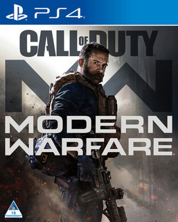 Activision PS4 Call of Duty: Modern Warfare 決勝時刻:現代戰爭 中英合版