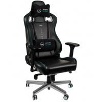 Noblechair 人體工學高背電競椅 Epic Mercedes-AMG Petronas Motorsport Edition