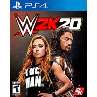 2K Games PS4 WWE 2K20 英文版
