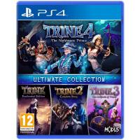 Modus Games PS4 三位一體 [終極合緝] (繁中/英文版) - 歐版 Trine [Ultimate Collection] (T.CHI/ENG) - EU
