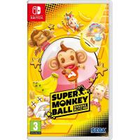 SEGA Super Monkey Ball 超級猴子球 中英日合版