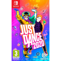 Ubisoft Just Dance 2020 舞力全開2020 中英文版