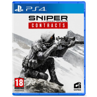Ci Games PS4 Sniper: Ghost Warrior Contracts 狙擊之王:幽靈戰士合約 (繁中/簡中/英文版) - 亞洲版