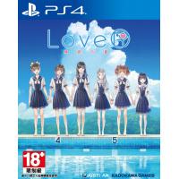 KADOKAWA GAMES PS4 LoveR 捕捉心動 (繁體中文) - 亞洲版