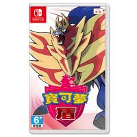 Pokemon 寶可夢:盾 中英日合版