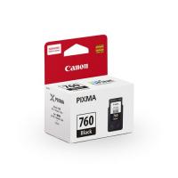 Canon 黑色墨盒連噴墨頭 (標準裝) PG760