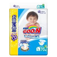 GOO.N 大王 尿片 L (9-14kg) 70片