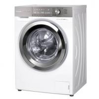 Panasonic 樂聲 「愛衫號」銀離子除菌洗衣機 (10kg, 1200轉/分鐘) NA-120VX7
