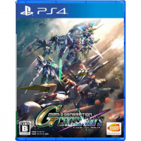 Bandai Namco PS4 SD Gundam G Generation Crossrays 日版