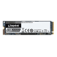 Kingston 2000GB KC2000 NVMe PCIe SSD SKC2000M8/2000G