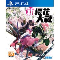 SEGA PS4 新櫻花大戰 繁體中文版