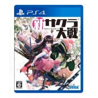 SEGA PS4 Sakura Wars 新櫻花大戰 中日合版
