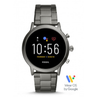 Fossil Gen 5 Carlyle Stainless Steel Touchscreen Smartwatch (FTW4024)