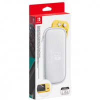 Nintendo Switch Lite Carrying Case And Screen Protector Set