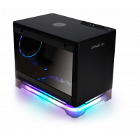 InWin A1 PLUS Mini-ITX Case, 650 80plus Watt Power Supply
