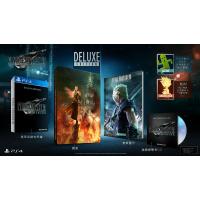 Square Enix PS4 Final Fantasy VII 重製版 Final Fantasy VII: REMAKE Deluxe Edition