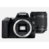 Canon EOS 250D Body Black with EF-S 18-55mm STM