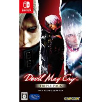 CAPCOM NS Devil May Cry Triple Pack 惡魔獵人 1,2,3集