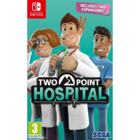 SEGA NS Two Point Hospital 雙點醫院
