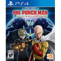Bandai Namco PS4 《一拳超人 無名英雄》