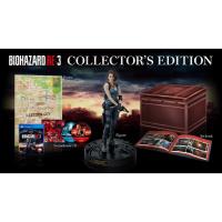 CAPCOM PS4 Biohazard RE:3 生化危機 3 重製版 Collector's Edition