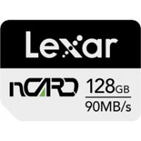 Lexar nCARD NM 記憶卡 128GB [R:90]