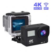 SmarterWare 4K Sport Action Camera (Dual Screen)