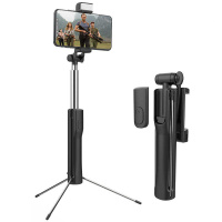 SmarterWare 多功能三腳架自拍桿 (1.6m) Multi-function Selfie Stick A19