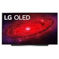 "LG 55"" AI ThinQ 4K OLED TV CX OLED55CXPCA"