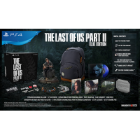 Sony PS4 The Last of Us Part 2 (Ellie Edition) 最後生還者 二部曲(艾莉版)