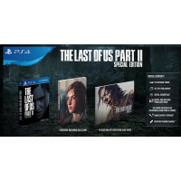 Sony PS4 The Last of Us Part 2 (Special Edition) 最後生還者 二部曲(特別版)