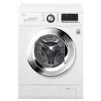 LG 樂金 纖薄前置式洗衣機 (7kg, 1200轉/分鐘) WF-T1207KW