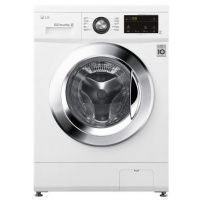 LG 樂金 纖薄前置式洗衣機 (6kg, 1200轉/分鐘) WF-T1206KW