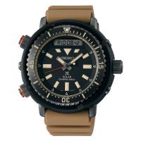 Seiko Prospex 阿諾雙顯水鬼手錶 SNJ029P1