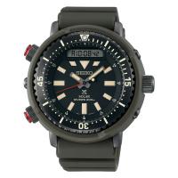 Seiko Prospex 阿諾雙顯水鬼手錶 SNJ031P1