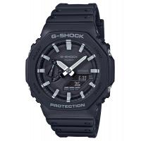 Casio G-shock 標準指針數碼雙重顯示手錶 GA-2100-1A