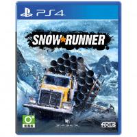 Focus Home Interactive PS4 Snow Runner