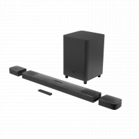 JBL BAR 9.1 Soundbar System with surround speakers and Dolby Atmos
