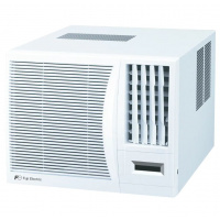 Fuji Electric 富士電機 3/4匹淨冷無線遙控附抽濕窗口式冷氣機 RKR07FPTN