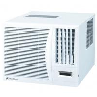 Fuji Electric 富士電機 1匹淨冷無線遙控附抽濕窗口式冷氣機 RKR09FPTN