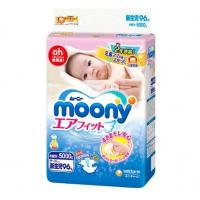 moony 紙尿片 新生兒 NB 96片