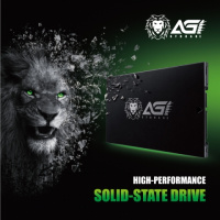 AGI High Performance SSD AI138 SATA 6Gbps 512GB
