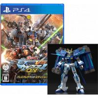 Bandai Namco PS4 機動戰士高達 極限 VS. 極限爆發 Gundam EXTREME VS. MAXIBOOST ON 究極典藏版 (附贈預購特典)